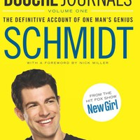 The Douche Journals: The Definitive Account of One Man's Genius [Paperback]