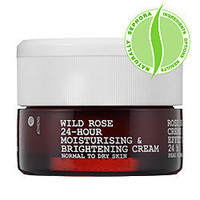 Wild Rose 24-Hour Moisturizing & Brightening Cream