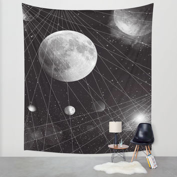 STELLAR. Wall Tapestry by DuckyB (Brandi)