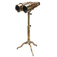 Victorian Binoculars with Tripod | Authentic Models | Rain Collection