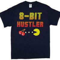 8-Bit Hustler - Pac-Man T-shirt - MyTeeSpot - Your T-shirt Store
