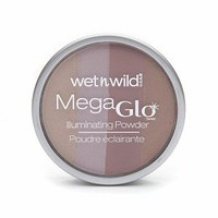Wet n Wild MegaGlo Illuminating Powder, Catwalk Pink 345