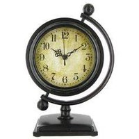Metal Globe Table Clock - Hobby Lobby