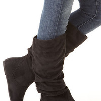 Keelan Scrunch Boot