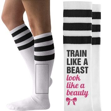 Train Like A Beast Babe