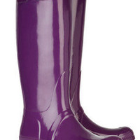 Hunter | Original Tall Wellington boots | NET-A-PORTER.COM