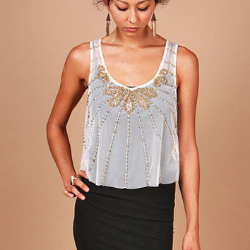 Solar Beam Tank | Trendy Tops at Pink Ice