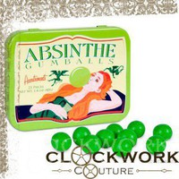 Absinthe Gumballs - Gifts - Accessories