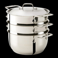 MULTI TIER STEAMER 5.3 QT