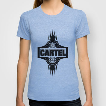 CARTEL T-shirt by Robleedesigns