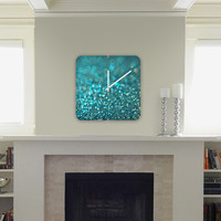 DENY Designs Home Accessories | Lisa Argyropoulos Aquios Custom Clock