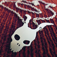Donnie Darko Frank Necklace