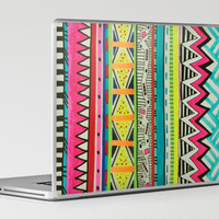 VIVID EYOTA Laptop & iPad Skin by Vasare Nar | Society6