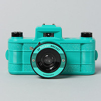The Sprocket Rocket Camera in Teal