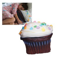 Cupcake Yummy Pillow - Whimsical & Unique Gift Ideas for the Coolest Gift Givers