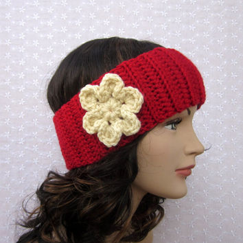 Womens Crochet Headbands