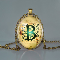 Inital Pendant - Inital Jewelry - Inital Necklace - Your choice of letter pendant
