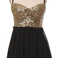 Disco Love Sequin Dress