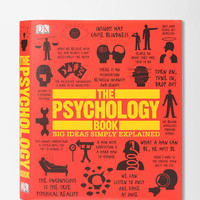 The Psychology Book By Dorling Kindersley Publishing Staff- Assorted One