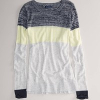 AE Colorblock Popover | American Eagle Outfitters