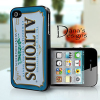 Altoids wintergreen - iPhone 4S and iPhone 4 Case Cover