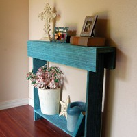 Console Table Entry Table Comes in Diferent by TRUECONNECTION