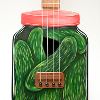 Jar of Pickles Ukulele