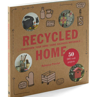 Recycled Home | Mod Retro Vintage Books | ModCloth.com