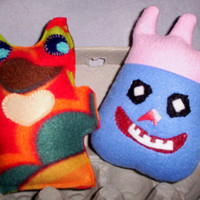 FleeceToys Plush Creatures Novelty           eco friendly
