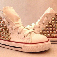 Shop-Savage — Toddler Studded Converse