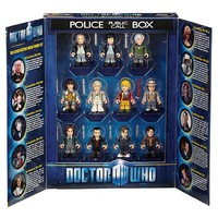 Doctor Who Eleven Doctors Mini Figure TARDIS Box Set - Underground Toys - Doctor Who - Mini-Figures at Entertainment Earth