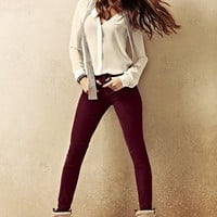 The VS Midi Legging Pant in Corduroy