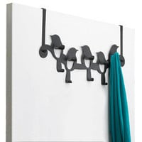 The Container Store > Birdseye Overdoor Rack by Umbra?-