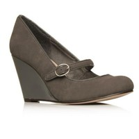 Grey Aditi High heel shoes - High heel shoes - Shoes & boots - Women -