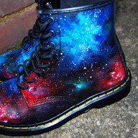 Galaxy Cosmic Dr Martens Boots