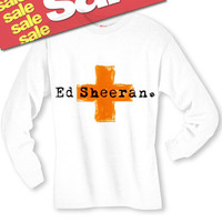 Ed Sheeran Cross Long Sleeve T-Shirt