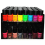 Amazon.com: Matte Style 16 Piece Color Nail Lacquer Combo Set + 6 Sets of Fruit Scented Nail Polish Remover: Health & Personal Care