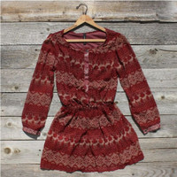 Fawn Dress, Sweet Women's Country Clothing
