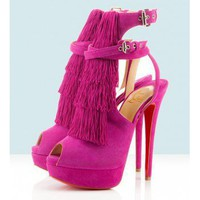 Christian Louboutin Change Of The Guard 150mm