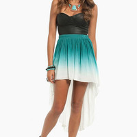 Ombre Low Skirt $39