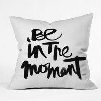 DENY Designs Home Accessories | Kal Barteski Be In The Moment Throw Pillow