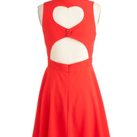 I Love You Back Dress | Mod Retro Vintage Dresses | ModCloth.com
