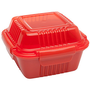 ShopAladdin-pmi.com : Insulated To-Go Food Container 12oz - Tomato Insulated To-Go Food Container 12oz - Tomato