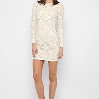 Lace Bodycon Dress $33