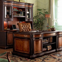 """Preston Hollow"" Office Furniture - Horchow"