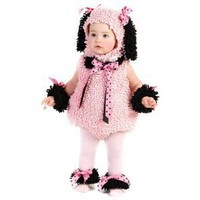 Amazon.com: Pink Poodle Infant/Toddler Costume 12/18 Months: Toys & Games