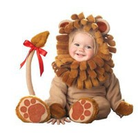 Amazon.com: Lil Characters Unisex-baby Infant Lion Costume: Toys & Games