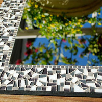 Mosaic Mirror, Wall Art