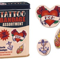 TATTOO BANDAGE ASSORTMENT