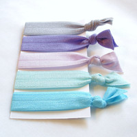 Hair Ties. Cool Colors on Luulla
